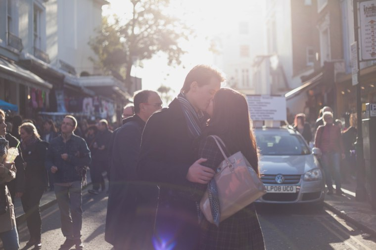 London Engagement Shoot | Amy Lewin Photography