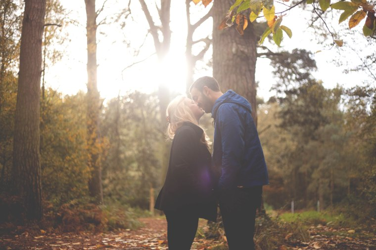 Sandringham Forest Engagement | Amy Lewin Photography