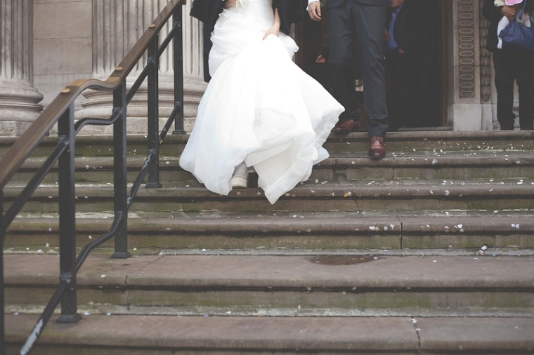 Marylebone Town Hall Wedding Photography