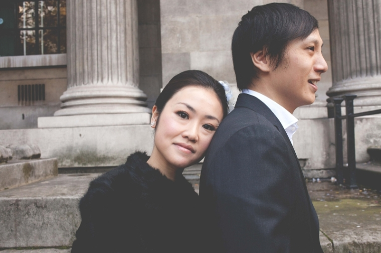 Wedding Photography Marylebone Town Hall