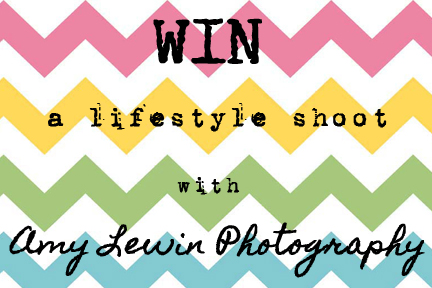 Lifestyle shoot Giveaway