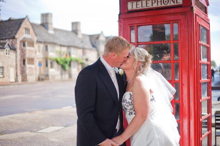Wedding Photography The Bell, Stliton