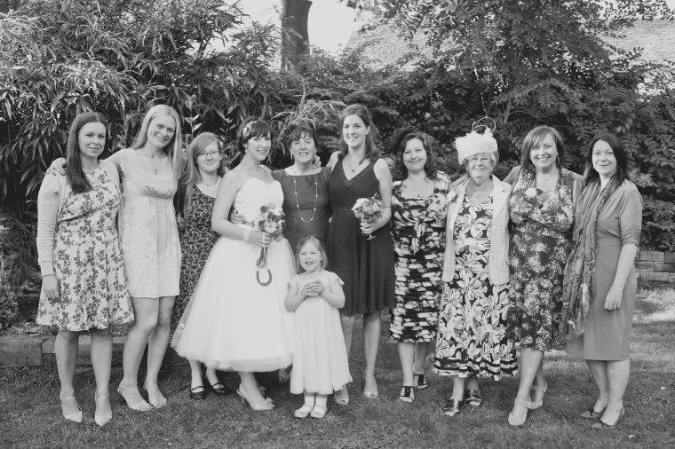 Wedding Photography The Priory Scorton-30