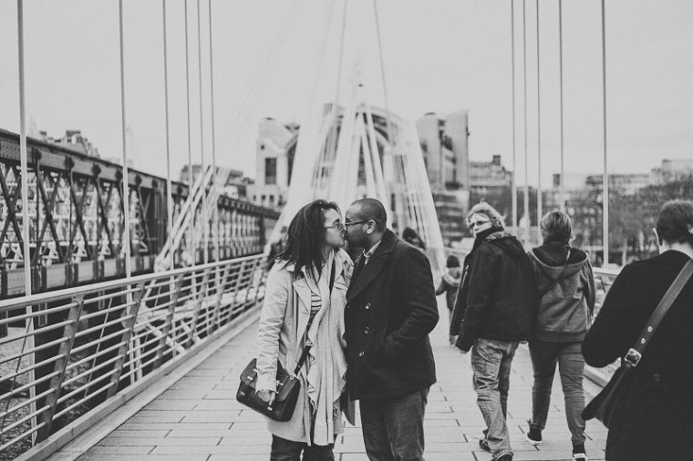 London Engagement Shoot-13